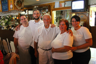 owners of Gerrard pizza