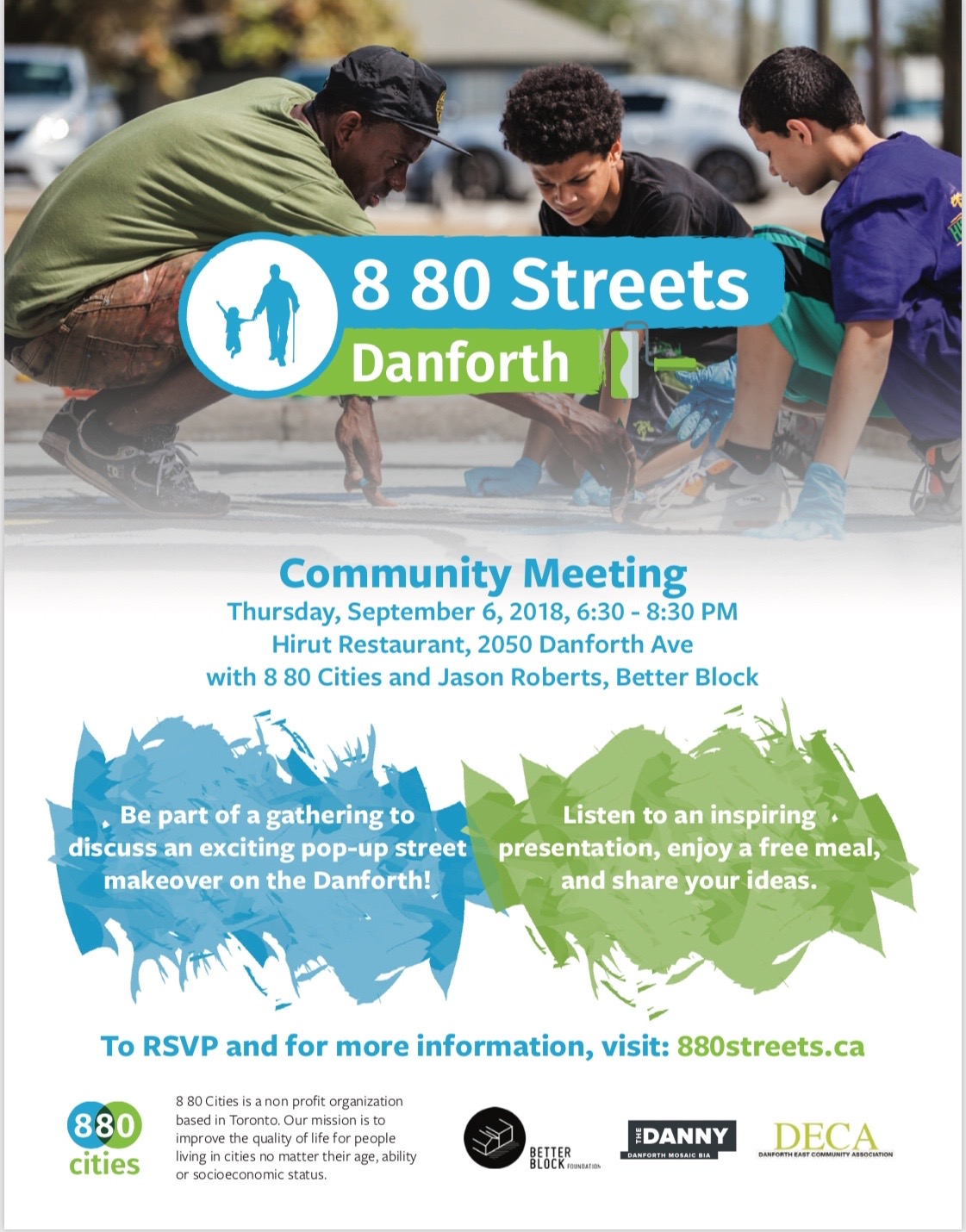Community Meeting Sept 6