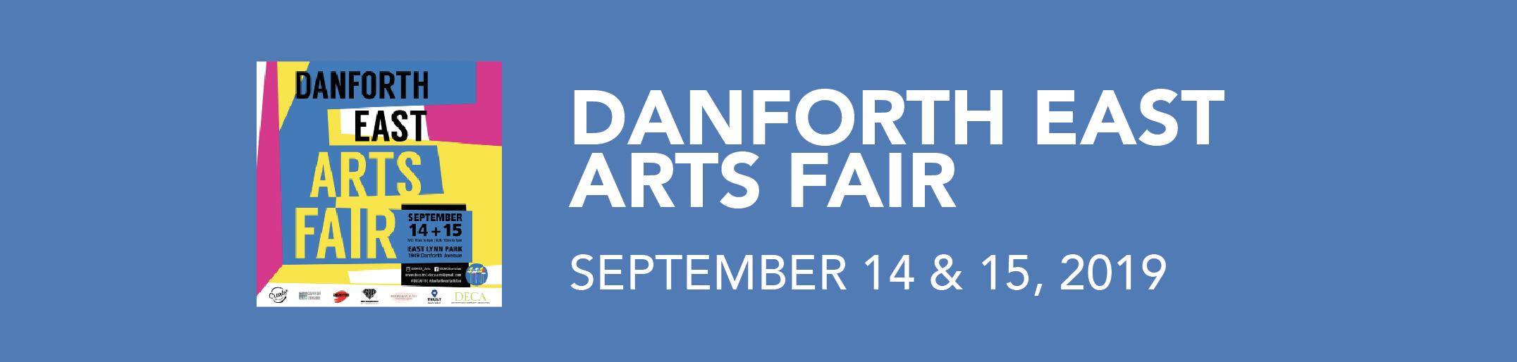 Danforth East Arts Fair