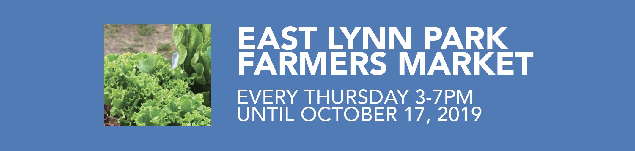 East Lynn Park Farmers Market